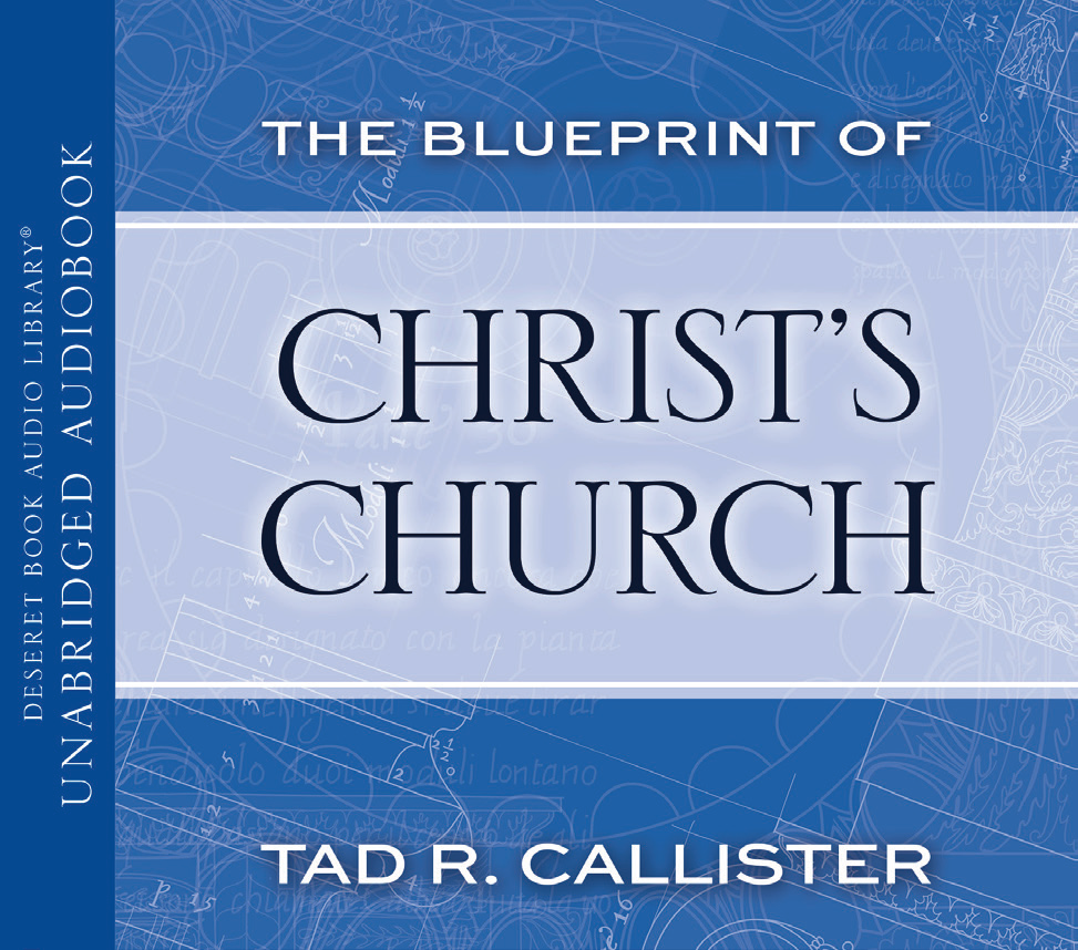 The blueprint of christs church deseret book the blueprint of christs church malvernweather Images