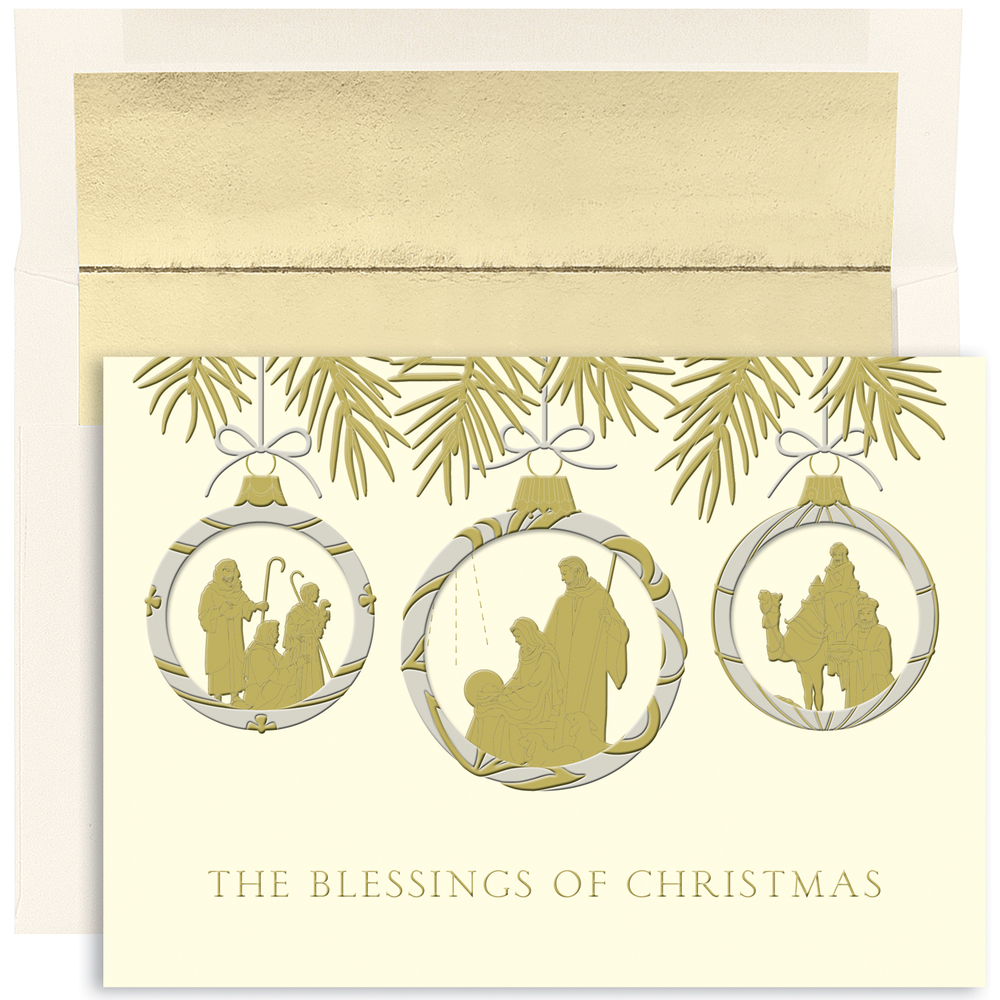 Blessings of Christmas Boxed Christmas Cards - Deseret Book