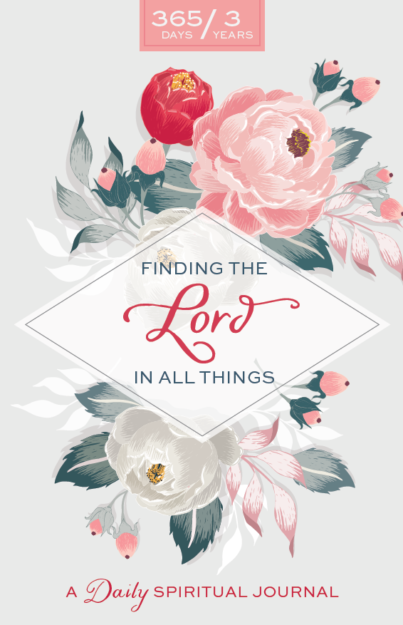 Finding the lord journal floral