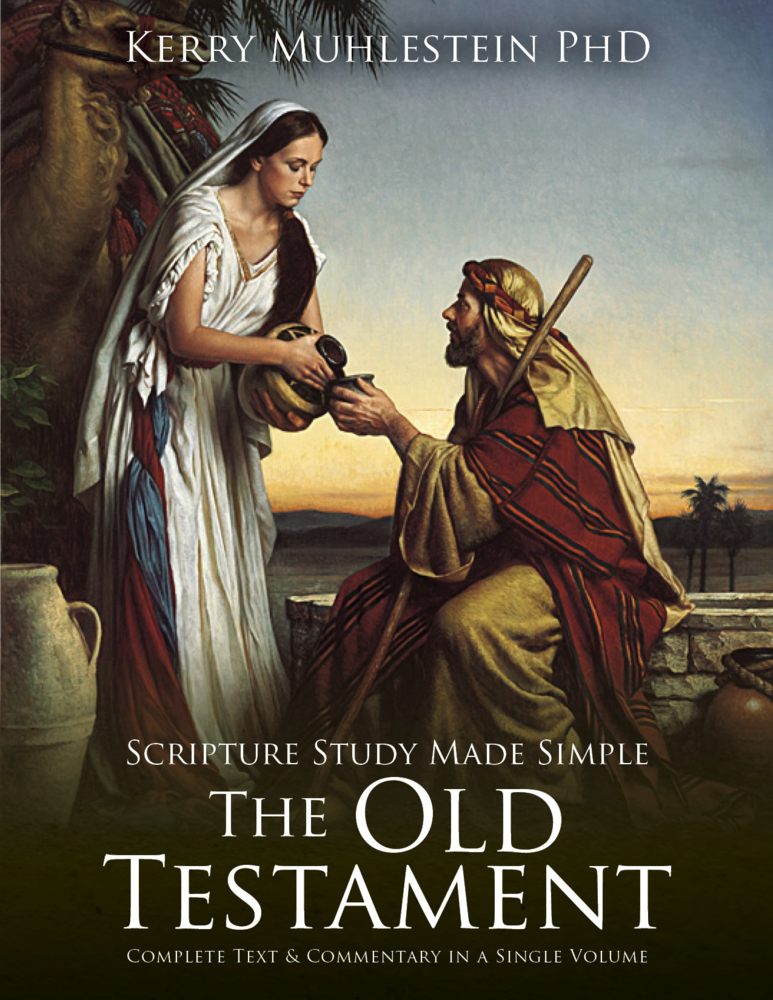 Scripture study old testament
