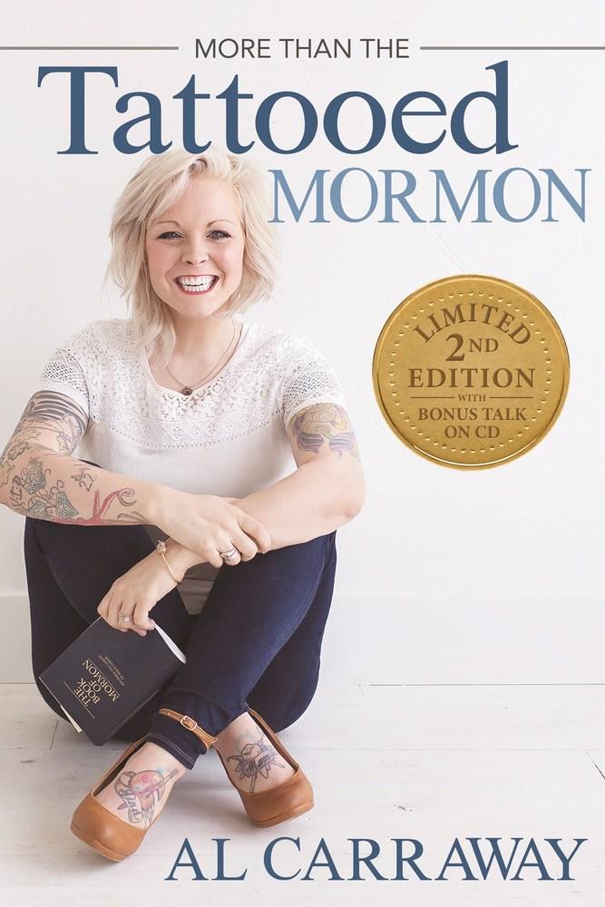 Tattooed mormon limited edition