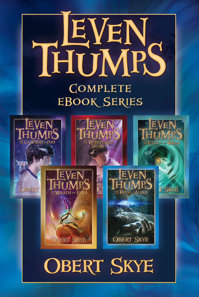 Leven thumps series ebook
