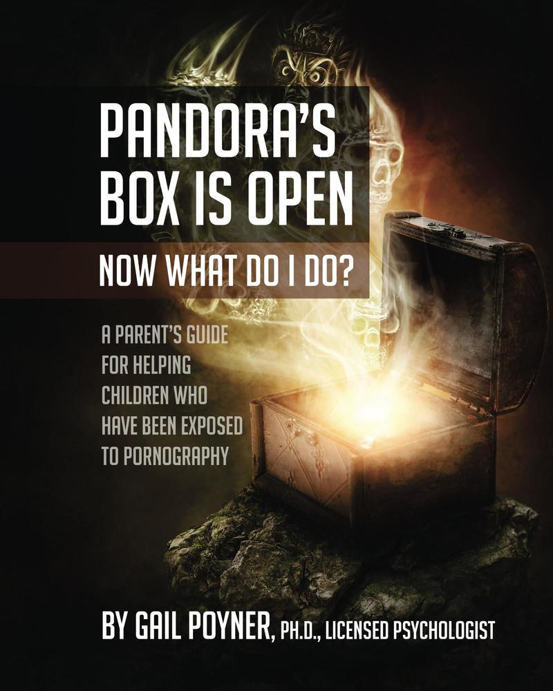 Pandoras box is ope cover for kindle