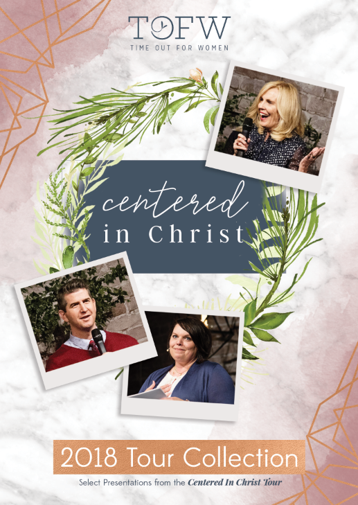 Tofw 2018 centered in christ dvd