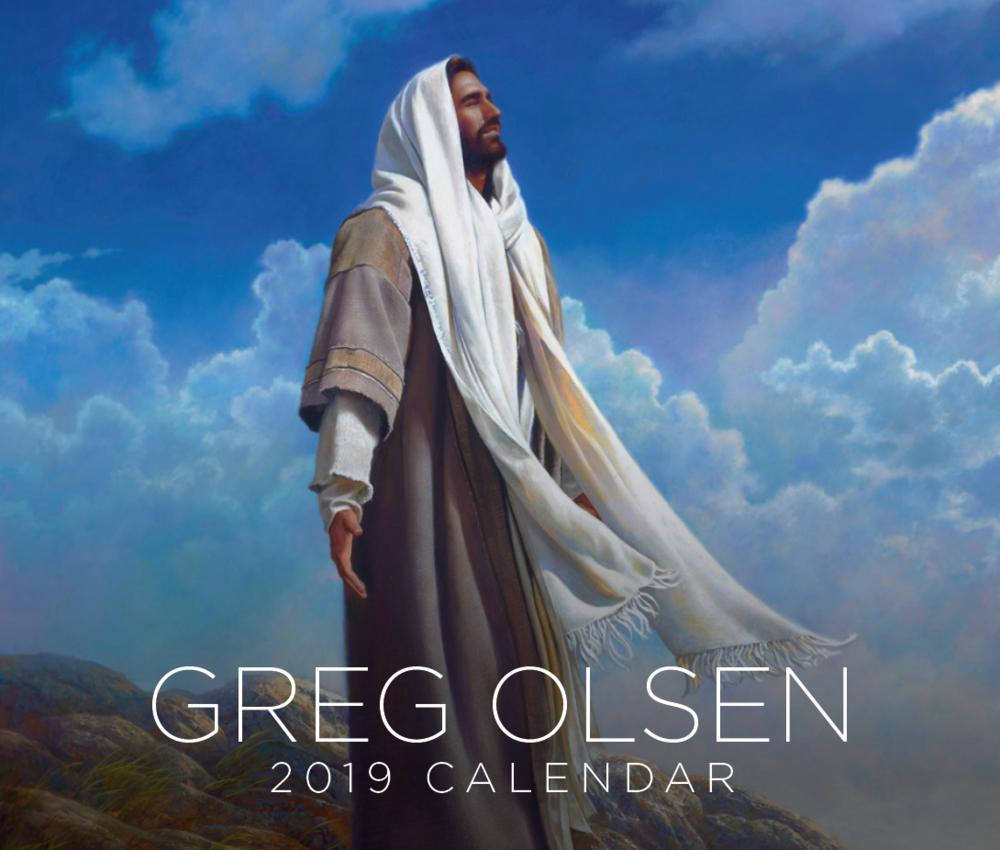 2019 Calendars by Latter-day Saint Artists