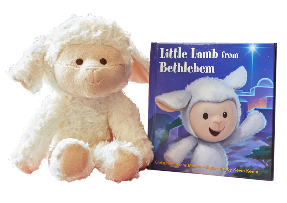 Little lamb from bethlehem
