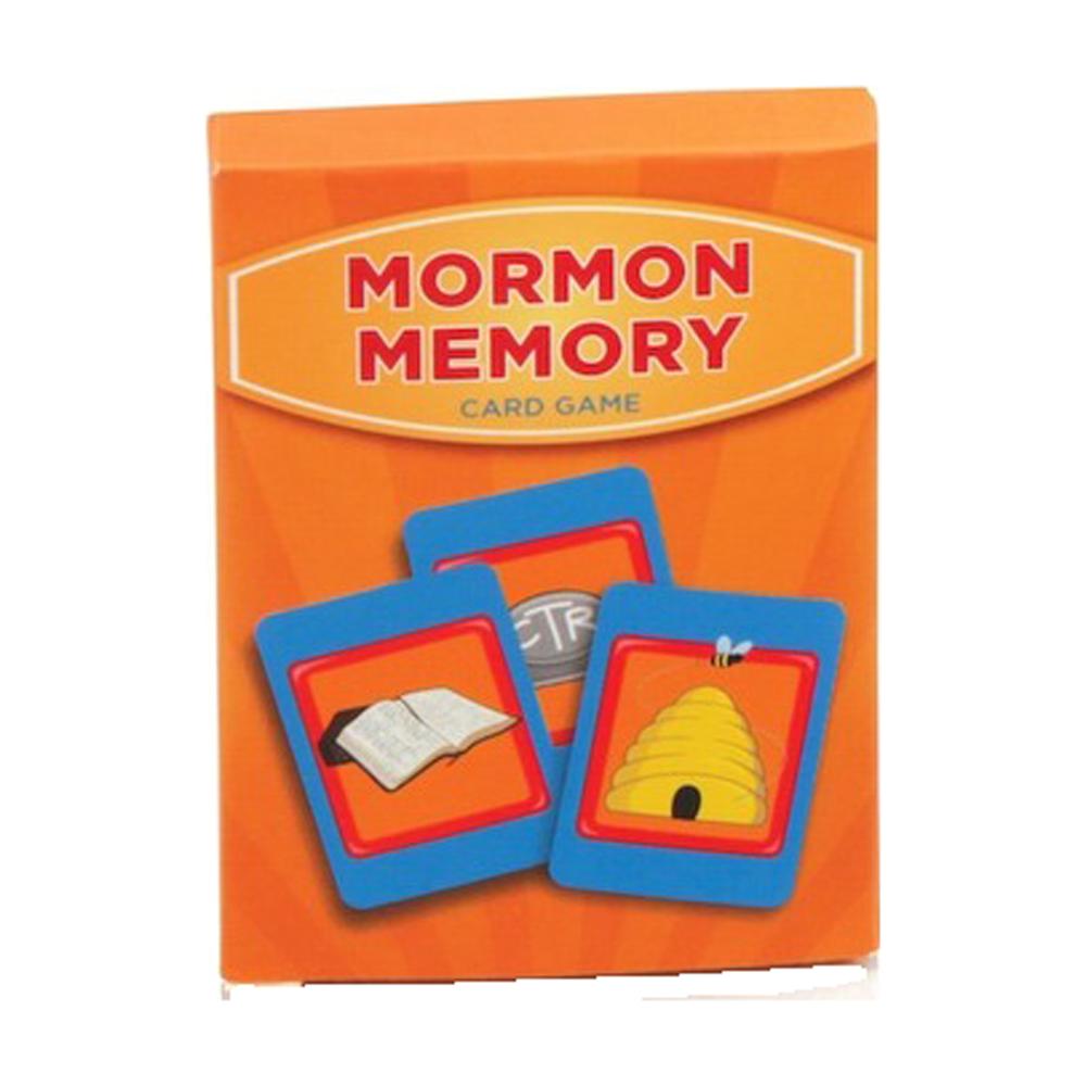 Mormon memory