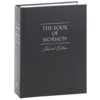 Bom journal gray hardback