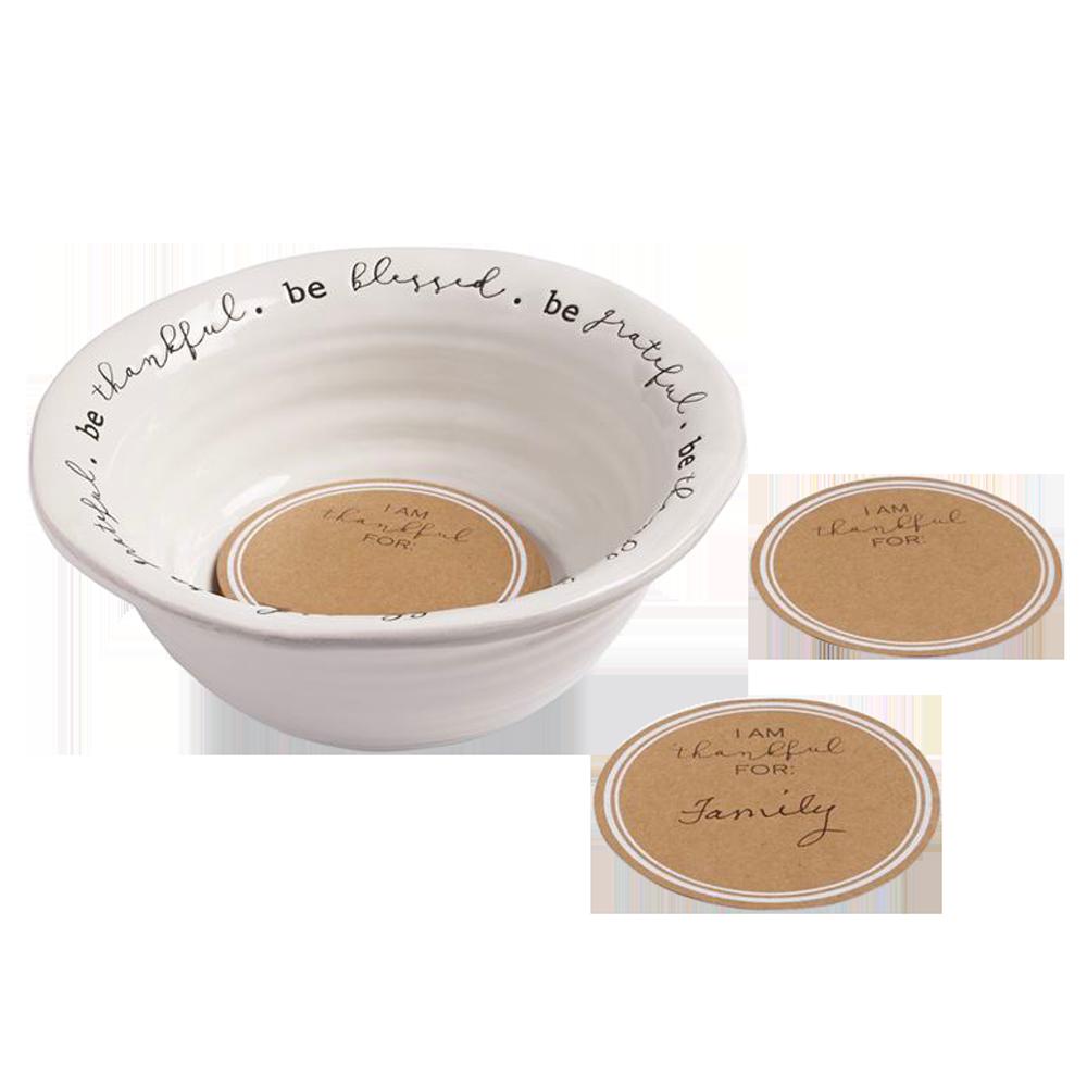 Thankful bowl set