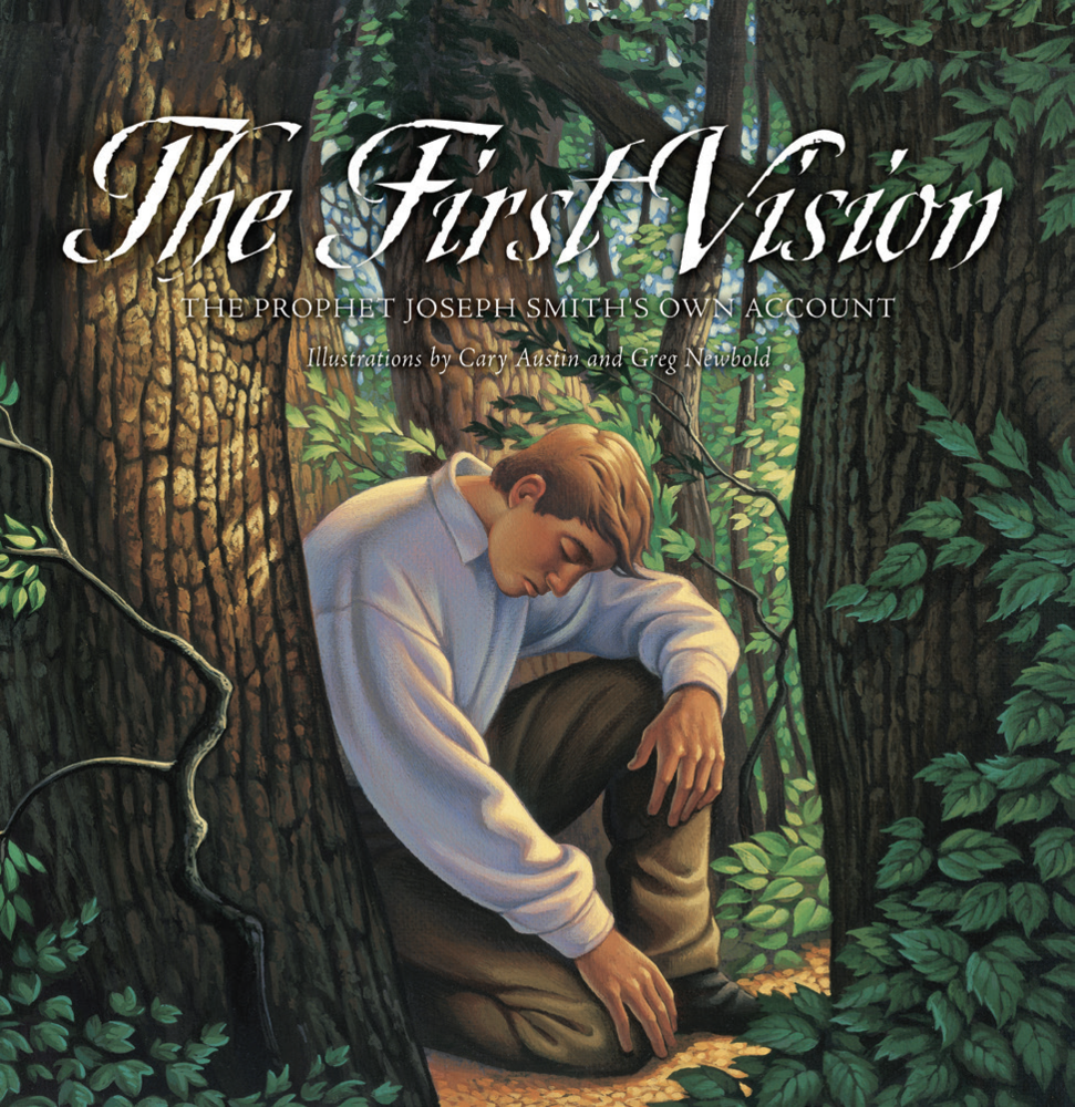 First Vision art