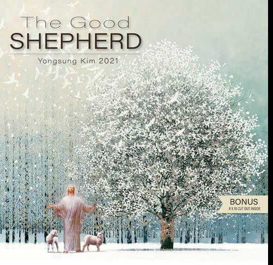 2021 The Good Shepherd Calendar