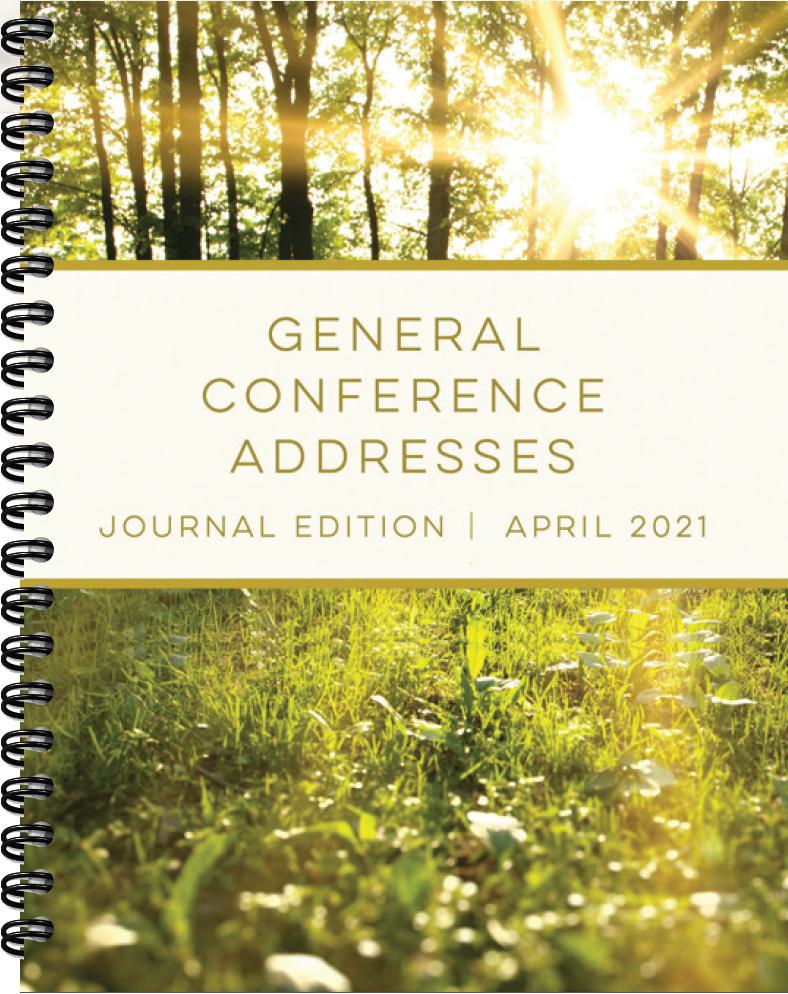 General Conference Addresses, Journal Edition, October 2020